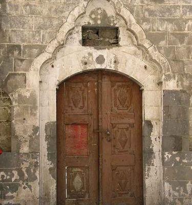 Diyarbakır, couleur basalte - 2