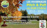 """Les départ du 13 novembre des """"Hivernales du Pitch & Putt"""""""