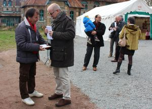 Distribution des tracts