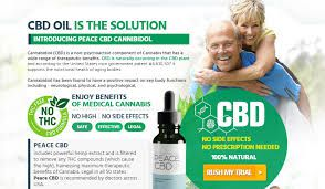 Peace CBD - Anxiety  Pain And Relief From Stress