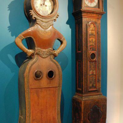 Qu'est-ce qu'une horloge comtoise?