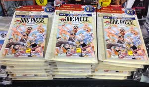 Hachette annonce sa collection ONE PIECE LOG