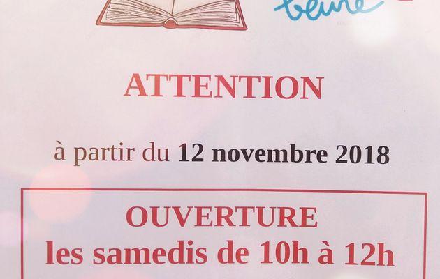 La bibliothèque vous informe