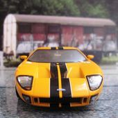 FORD GT 2004 PAUL MODEL'S ART MINICHAMPS 1/43 - car-collector.net