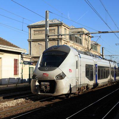 Les éléments automoteurs électriques de la SNCF : les Régiolis
