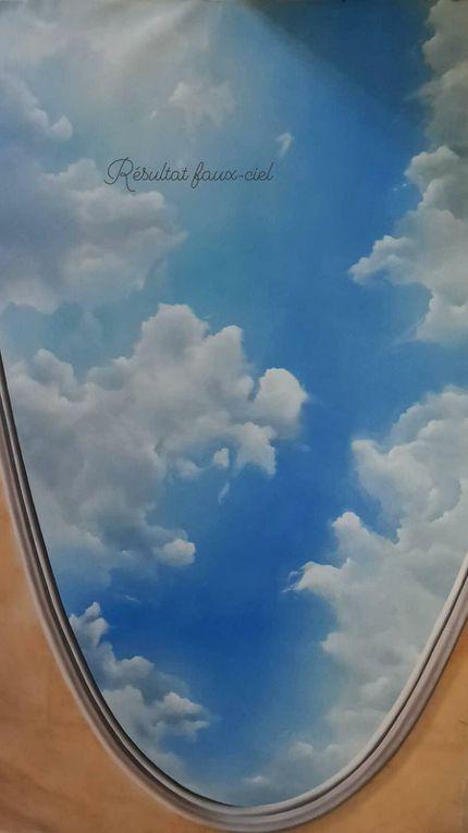 Faux ciel