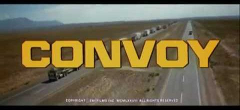 """1978 : C.W. McCall and various artists pour """"Convoy"""""""
