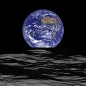 NASA Releases New High-Res Earthrise Image