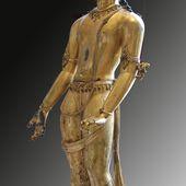 Nepal - Bodhisattva Avalokiteshvara XVIe ap. JC - LANKAART