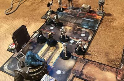 Imperial Assault - Edge - Traqué