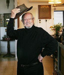 89 años del natalicio del músico y compositor polaco, Haim Hefer