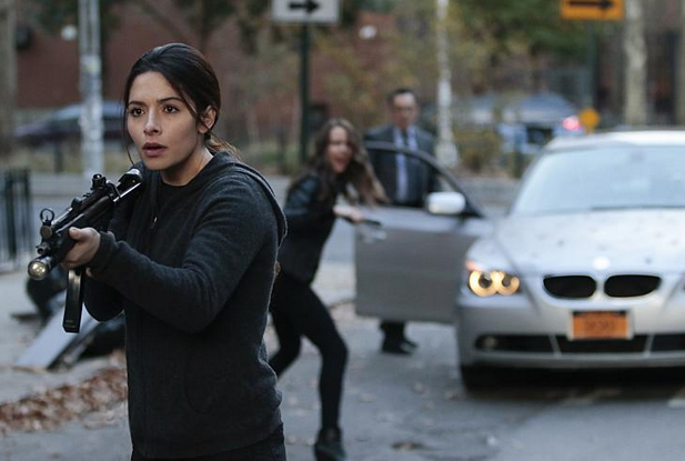 Critiques Séries : Person of Interest. Saison 5. Episode 10.