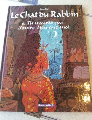 Le chat du Rabbin 6