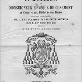 De quelques condamnations papales de la Franc-maçonnerie