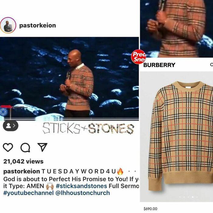 """Images du jour : """"Fashion Pastors"""""""