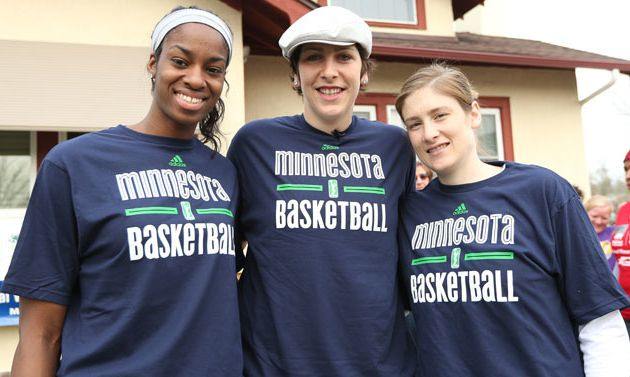 WNBA Cares Week Tips Off 17th WNBA Season