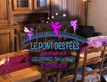Restaurant du Pont des Fées