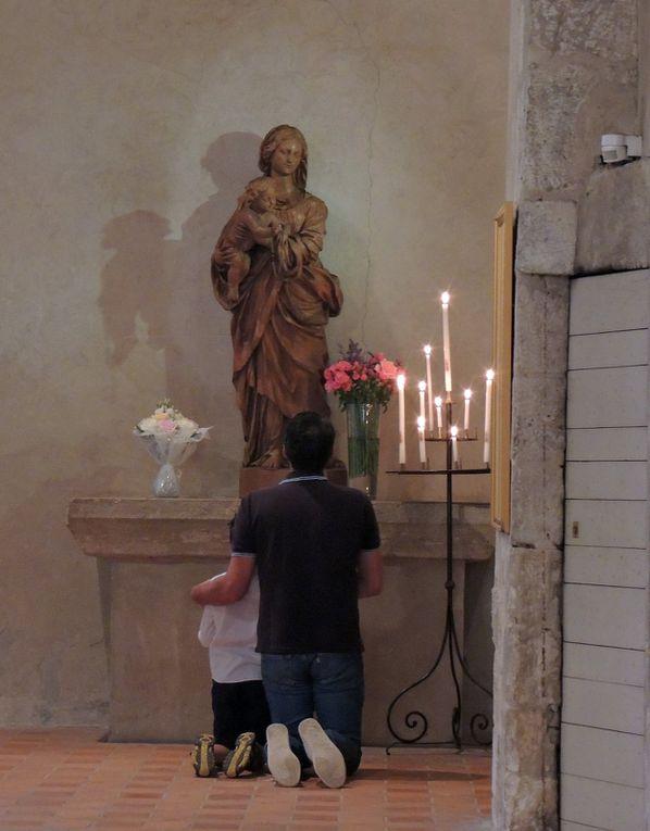 Messe du Dimanche 27/06/2021 et 1ère Communion d'Auguste DIDELOT.