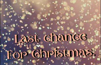 LAST CHANCE FOR CHRISTMAS* Adeline Loron* Auto-éditions* par Nathalie Courchesne*