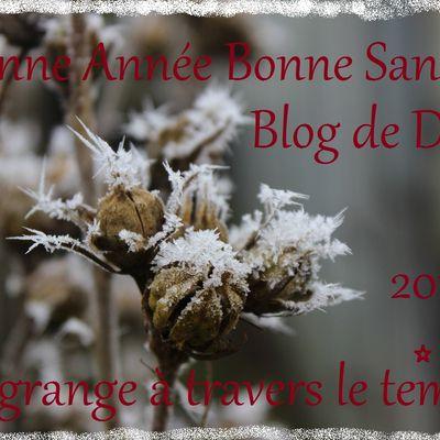 Bonne année bonne santé Algrange