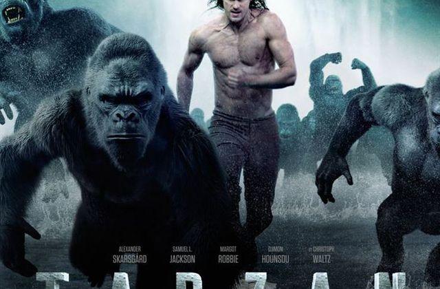 Critique Ciné : Tarzan (2016)