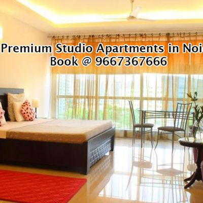 Bring the Luxury by Living in Studio Apartments in Noida
