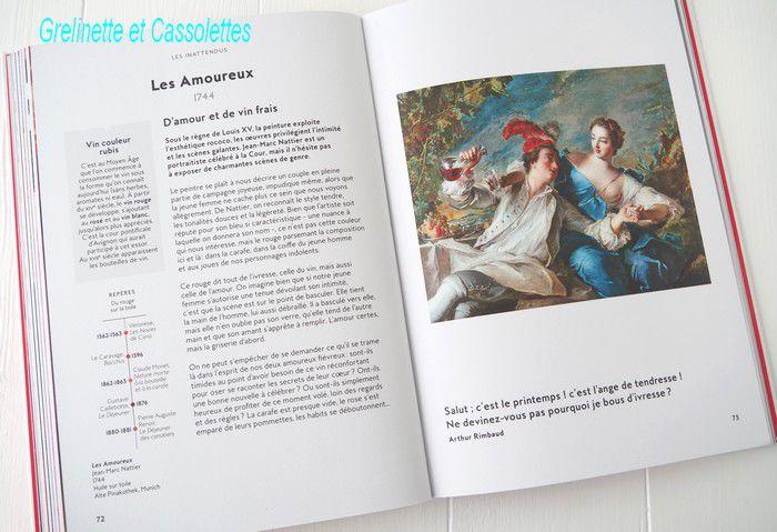 Rouge, de Pompéi à Rothko en 40 notices illustrées, éditions du Chêne