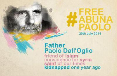 Rassemblement de solidarité avec le Père Paolo Dall'Oglio et tous les détenu.e.s de Syrie (Al'E)