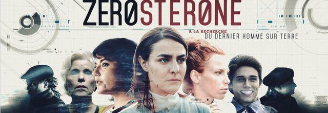 """""""ZéroStérone"""", série inédite disponible dès ce vendredi sur Francetv slash"""