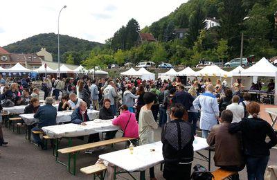 Fête du Monde 2015 et son marché aux puces à Algrange