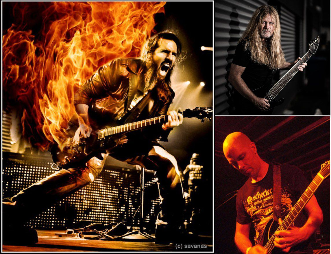 NEWS !!! Ron Thal Bumblefoot rejoint la Team ACT OF DENIAL ! Ce All Star Band va faire mal !