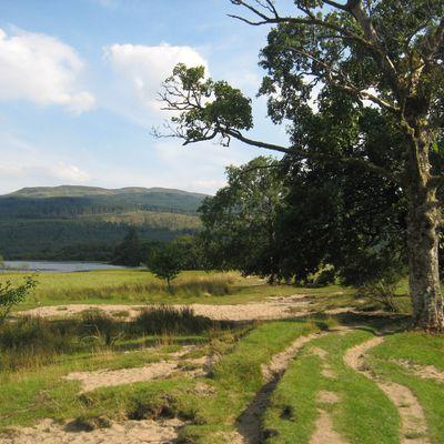 Scotland- Killin