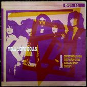 New York Dolls - Personality crisis / looking for a kiss / subwaytrain / badgirl - l'oreille cassée
