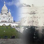 EN IMAGES. Avant/Après : à quoi ressemblait Paris avant ses monuments ?