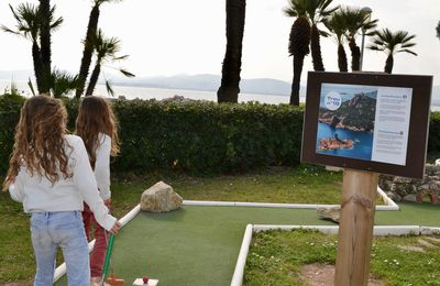Le Mini Golf de Saint-Raphael