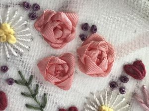 broderie traditionnelle - fin