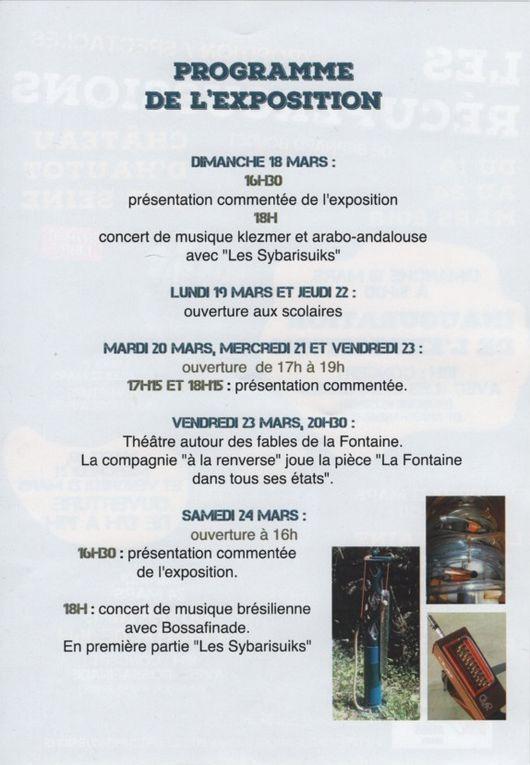 Les deuxièmes récupercussions de Bernard Boudet à Hautot sur Seine