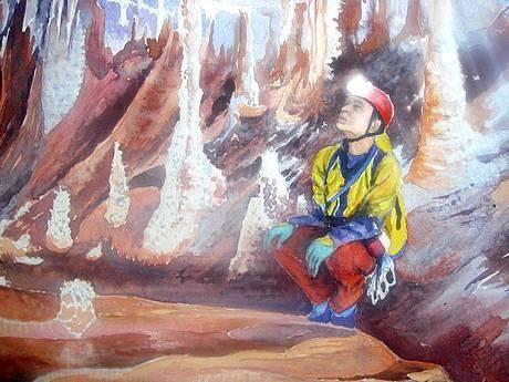 Album - Création d'une aquarelle d'illustration