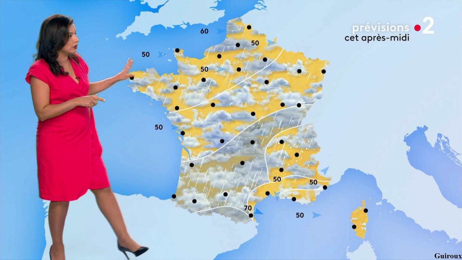 Anaïs Baydemir 31/07/2021 Journal météo du midi