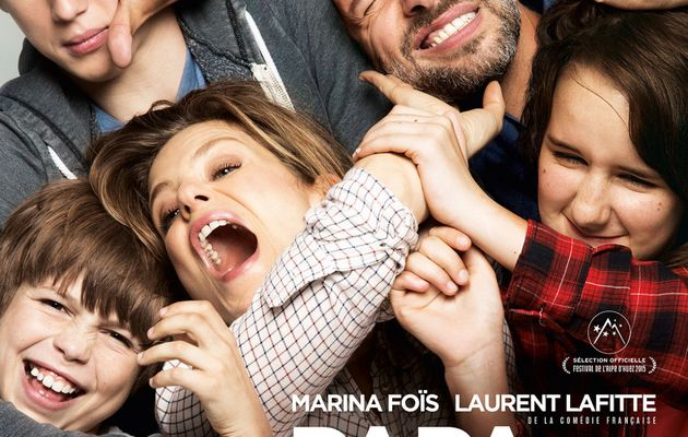 Papa ou maman - Mardi 24 mars - 20h30 - Salle des fêtes - Montpensier