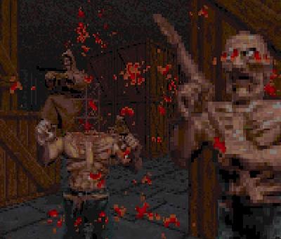 Blood... ca va saigner si vous avez une sacrée config !