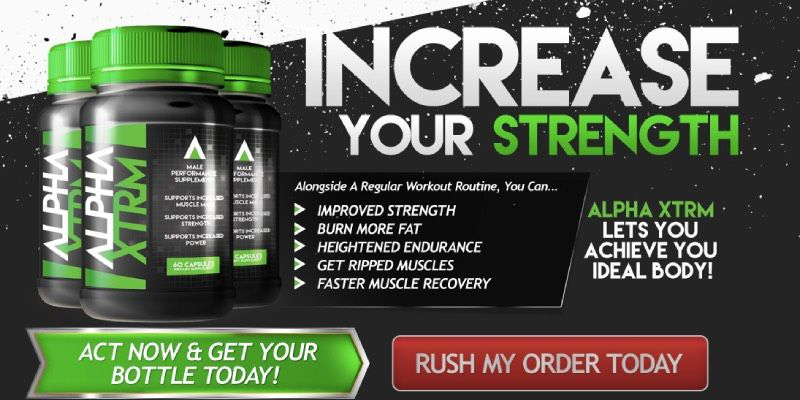 Alpha Xtrm - Improved Strenght And Burn More Fat!