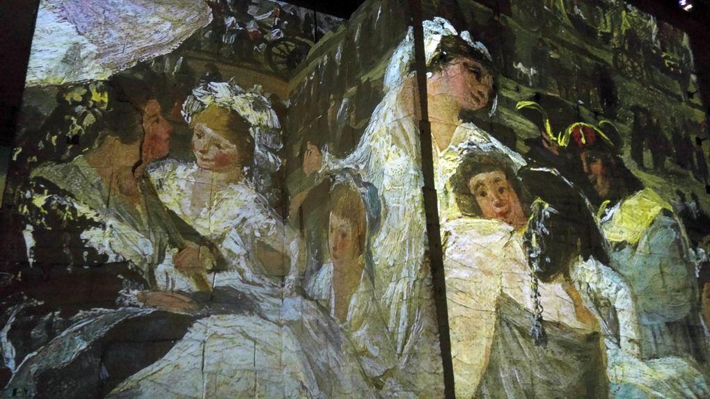 Carrières de lumière - Picasso et les Maîtres espagnols