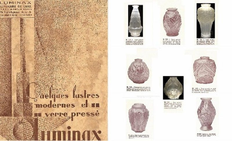 Catalogue Luminax Carrillo