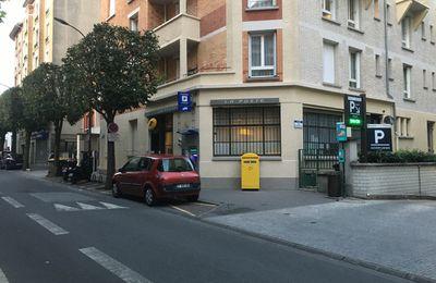 Non à la fermeture du bureau de Poste Vincennes Jarry