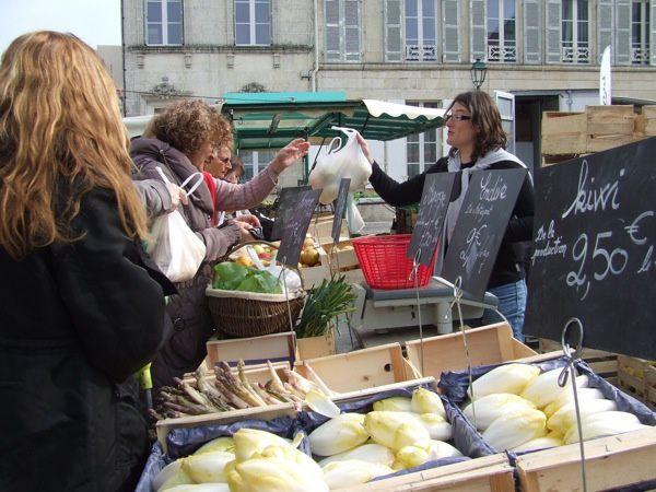 Un marché qu'il faut connaître ! Photos du 6 avril 2012