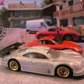 MERCEDES CLK - LM HOT WHEELS 1/64 - car-collector.net