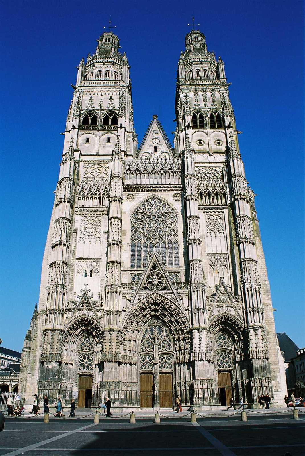CATHEDRALE SAINT GATIEN DE TOURS