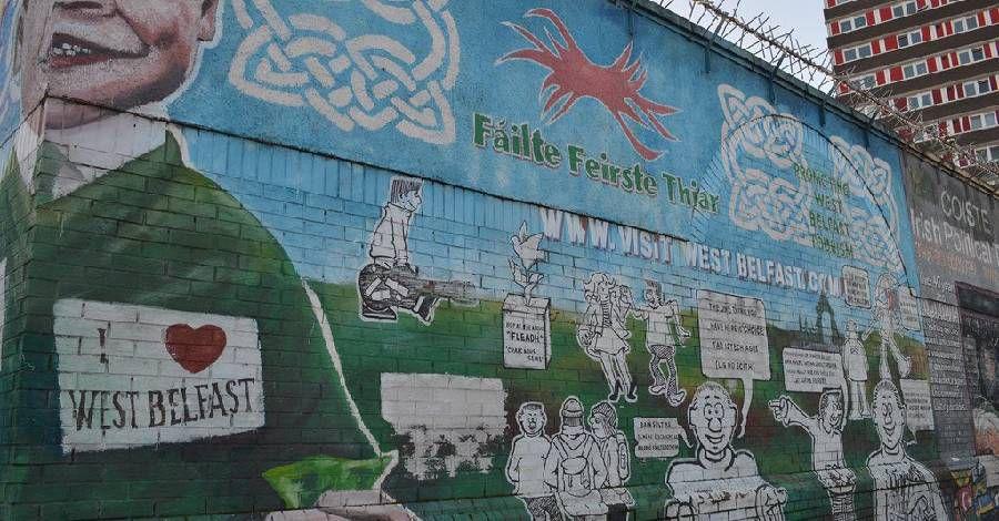 Tensions en Irlande du Nord : halte au sabotage des unionistes ! Les accords sur l'Irlande doivent être intégralement respectés (PCF)