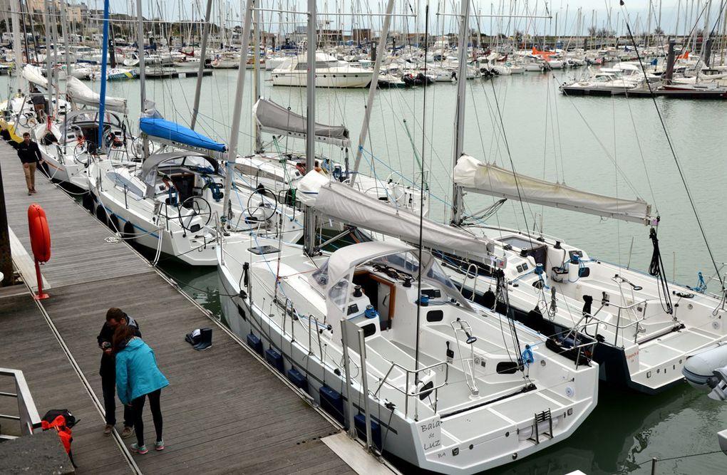 Gros succès pour les journées d'essais VIP de RM Fora Marine à La Rochelle!